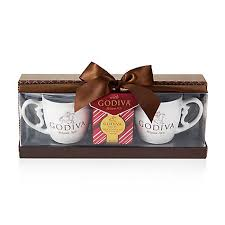 hot cocoa gift set godiva mugs hot cocoa gift set godiva
