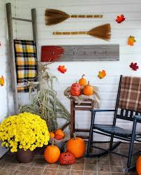 Fall Decorating Ideas For Front Porch - the talentless decorator u0027s guide to fall porch decor the creek
