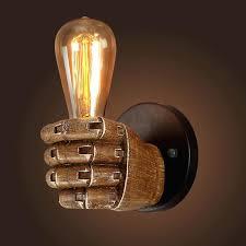 Edison Bulb Wall Sconce Edison Bulb Sconce Diy Edison Bulb Sconce Edison Light Bulb Wall