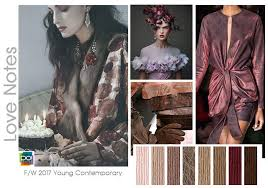 2017 color trend fashion trends fall winter color trends fw 2017 18 all markets part 2