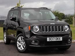 renegade jeep black used 2017 jeep renegade 1 6 multijet ii longitude station wagon