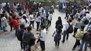 Seeking Wings Fergusson College Row Student Wings Demand Ouster Of Principal