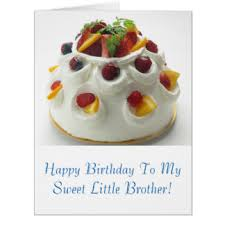 birthday wishes for brother cards greeting u0026 photo cards zazzle