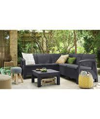Keter Woodland 30 Buy Keter Bahamas Corner Sofa Set At Argos Co Uk Your Online