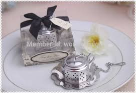 tea favors wedding favor gift and giveaways tea for two teapot tea infuser