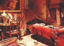 gryffindor bedroom gryffindor common room at night audio atmosphere