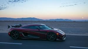 koenigsegg cars pushing the limits onboard video shows koenigsegg agera rs briefly hit 284 3 mph