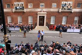 kate middleton u0027s baby news watch lindo wing hospital live stream
