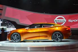 nissan sport sedan компания nissan представила наследника теаны и два ретро купе