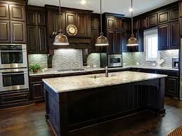 painting dark kitchen cabinets white dark wood floor dark kitchen cabinet top home design