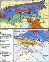 Alps On A Map States Of Paleostress North And South Of The Periadriatic Fault