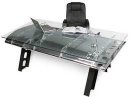 Modern Glass Executive Desk Winsome Glass Executive Desks 34 Desk Office Furniture Audioequipos