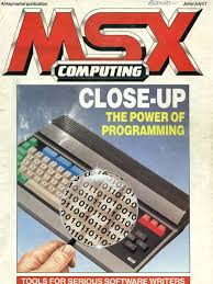 msx computing jun jul 1986 printed circuit board compact