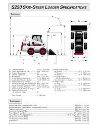 bobcat s250 transmission mechanics loader equipment