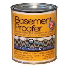 cal flor ss96612 basement proofer concrete floor sealant 1 quart
