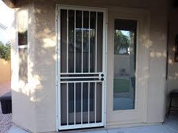 security screen doors for sliding glass doors unique security storm doors with screens with doors aluminum
