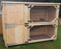 Rabbit Hutch Makers The Big Rabbit Hutch The Place To Find Large Hutches And Housing