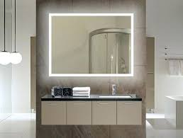 wall mirrors mirror design ideas lighting modern backlit