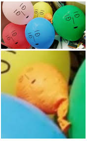 Balloon Memes - life is pain for a balloon one punch man know your meme