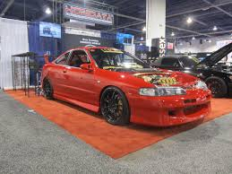 acura stance sema acura and honda safety stance