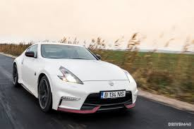 nissan 370z 2015 nissan 370z nismo test drive on the brink of extinction