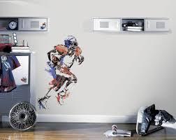 wall decor ebay shenra com giant wall decals new sports bedroom stickers boys room decor ebay
