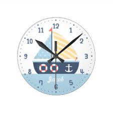 themed clocks wall clocks zazzle co uk