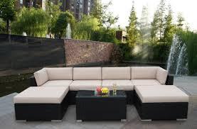 Wood Patio Furniture Sets Furniture Awesome White Grey Wood Modern Design Garden Furniture