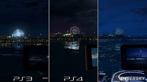 gta 5 ps3 ps4 and pc screenshot comparison pc wins with 4k