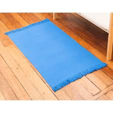 Bright Blue Rug Waddler