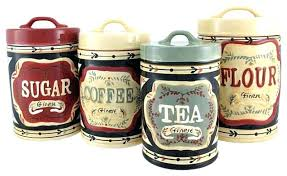 canister sets for kitchen gold kitchen canisters copper canisters set of 5 black and gold