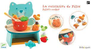 jouet imitation cuisine la cuisinière de félix jouet d imitation en bois djeco