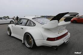 porsche widebody rear rwb 930 wide body u2013 rauh welt begriff hong kong rwb
