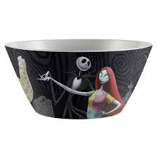 nightmare before soup bowl for sale skellington