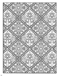 dover decorative tile coloring book dover coloring pinterest