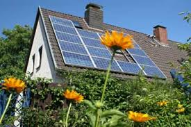 house with solar solar powering a house howstuffworks