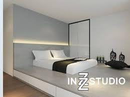 extra big platform bed room design singapore google search