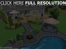 Paver Patio Design Software Free Download Backyard Design Software Download Home Outdoor Decoration