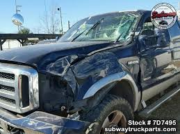 2006 ford f250 parts used 2006 ford f250 lariat 6 0l powerstroke diesel 4x4 parts