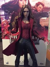 toys mms captain america civil war scarlet witch