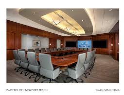 Interior Design Insurance by Ware Malcomb Provides Interior Design Services To Pacific Life