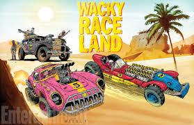 wacky races dc entertainment announces new slate of hanna barbera titles