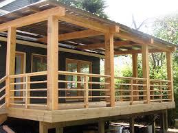 Cheap Banisters Cheap Wood Deck Railing Ideas U2014 New Decoration Popular Wood Deck