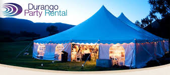 rental party supplies we put it all together perfectly durango party rental durango