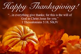 from our family to yours a happy and blessed thanksgiving