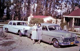 Four Fun Friday Forties Fifties And Sixties Kodachrome Car Images