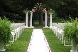 Ideas For A Garden Wedding Homey Design Garden Wedding Venues Weddings Ideas Gardening Design