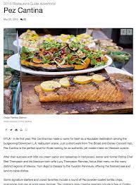 cuisine pez press pez cantina