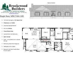 modular homes open floor plans bedroom modular homes floor plans lebronxi modularhome plans 2