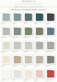 joanna gaines u0027 magnolia home paint line rainy days sir drake